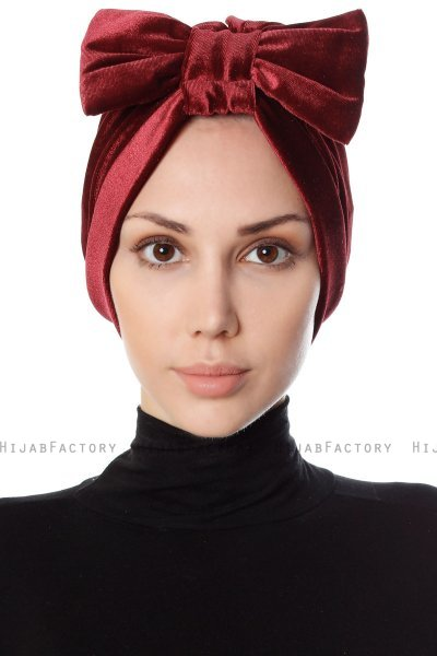 Ekin - Bordeaux Turban